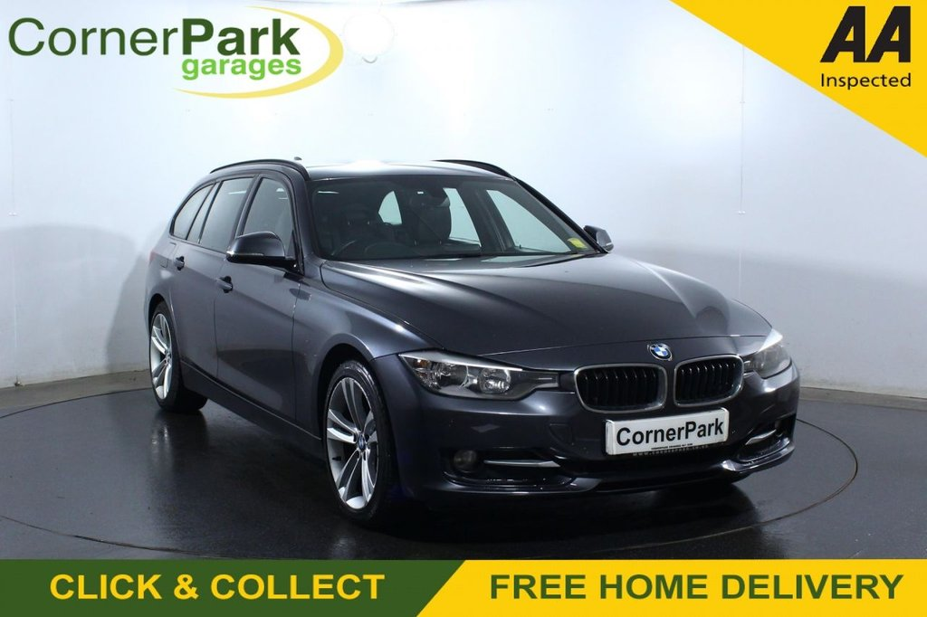 USED 2014 14 BMW 3 SERIES 2.0 320D SPORT TOURING 5d 181 BHP