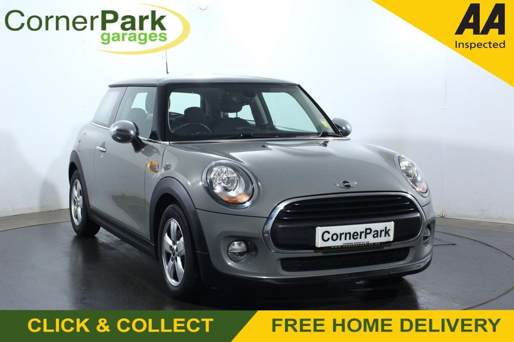 USED 2017 17 MINI HATCH ONE 1.2 ONE 3d 101 BHP