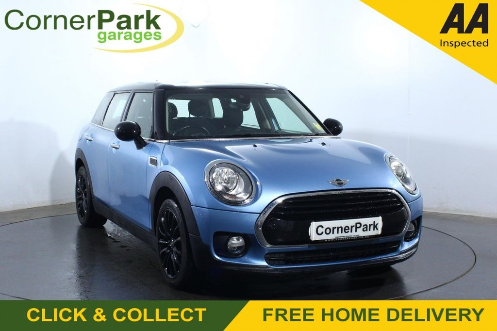 USED 2016 66 MINI CLUBMAN 1.5 COOPER 6d 134 BHP