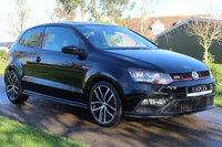 USED 2016 16 VOLKSWAGEN POLO 1.8 GTI 3d 189 BHP Full VW service History - One owner - Ready to go -