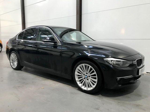 2014 14 BMW 3 SERIES 2.0 320D LUXURY 4d 184 BHP