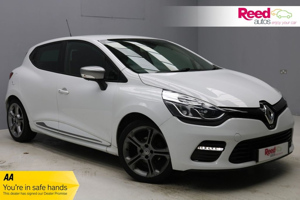 USED 2016 10 RENAULT CLIO 1.2 GT LINE NAV TCE 5d 120 BHP