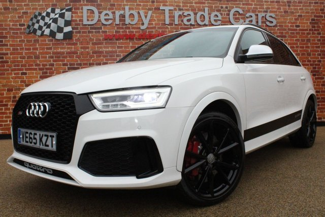 AUDI Q3 at Derby Trade Cars