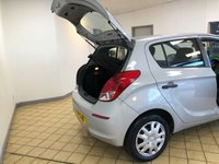 USED 2014 64 HYUNDAI I20 1.2 CLASSIC 5d Petrol Family Hatchback, Recent Service & MOT plus 3 New Tyres & New Battery. Ready to Finance & Drive Away today THE PERFECT PETROL HATCHBACK WITH IMPRESSIVE LOW MILEAGE!