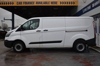 USED 2017 67 FORD TRANSIT CUSTOM 2.0 290 LR P/V 129 BHP AVAILABLE FOR ONLY £330 PER MONTH WITH £0 DEPOSIT