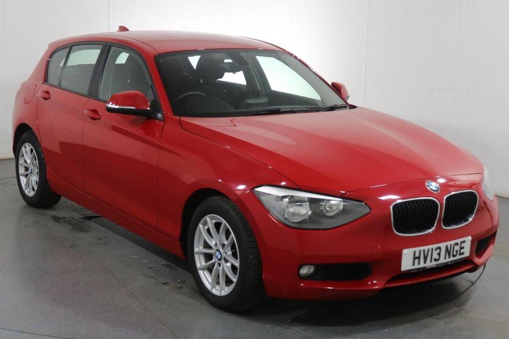 USED 2013 13 BMW 1 SERIES 2.0 120D SE 5d 181 BHP