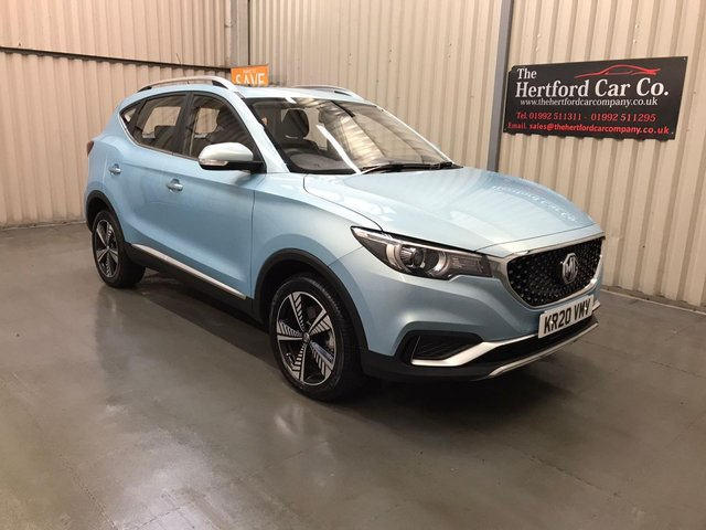 2020 20 MG MG ZS 0.0 EXCLUSIVE 5d 141 BHP