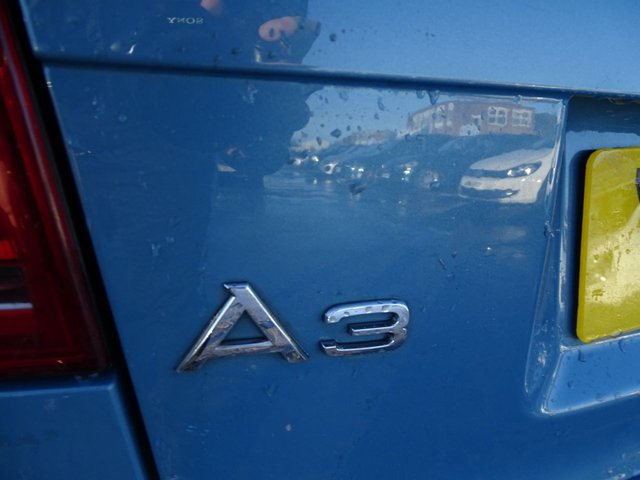 USED 2009 09 AUDI A3 1.9 TDI E SPORT 3d 103 BHP DRIVES VERY WELL