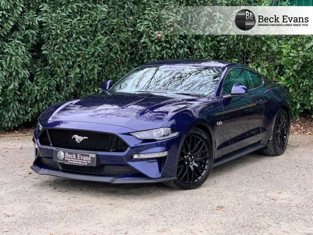 USED 2019 69 FORD MUSTANG 5.0 GT 2d 444 BHP