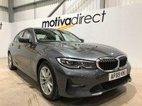 USED 2019 69 BMW 3 SERIES 2.0 320D SE 4d 188 BHP