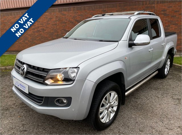 2015 15 VOLKSWAGEN AMAROK 2.0 DC TDI HIGHLINE PLUS 4MOTION 180 BHP