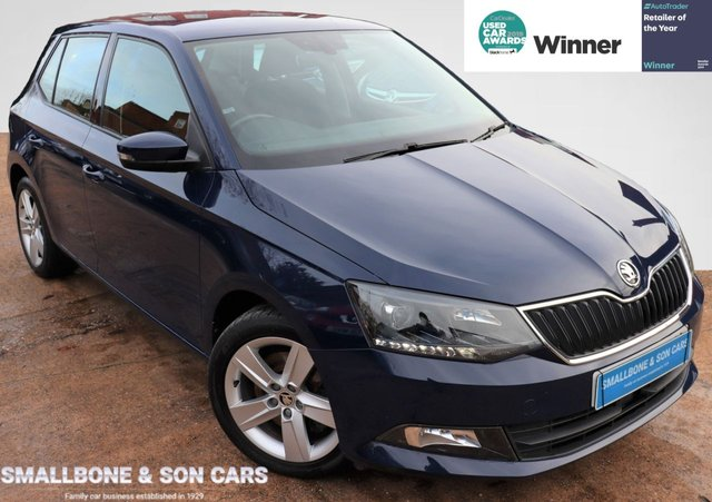 USED 2016 66 SKODA FABIA 1.2 SE L TSI 5d 109 BHP * BUY ONLINE * FREE NATIONWIDE DELIVERY *