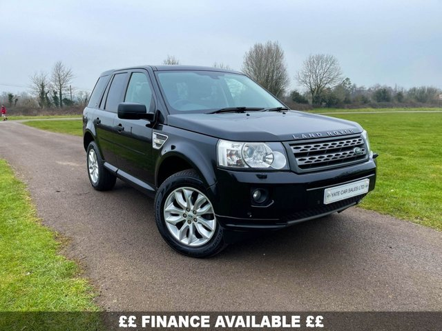 2011 11 LAND ROVER FREELANDER 2 2.2 TD4 HSE 5d 150 BHP (FREE 2 YEAR WARRANTY)