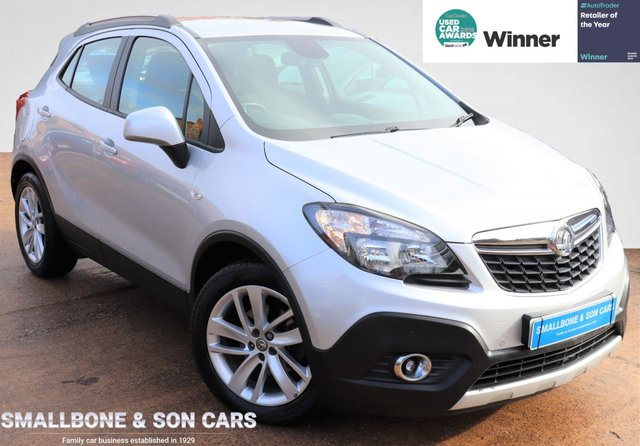 USED 2015 65 VAUXHALL MOKKA 1.6 EXCLUSIV S/S 5d 114 BHP * BUY ONLINE * FREE NATIONWIDE DELIVERY *