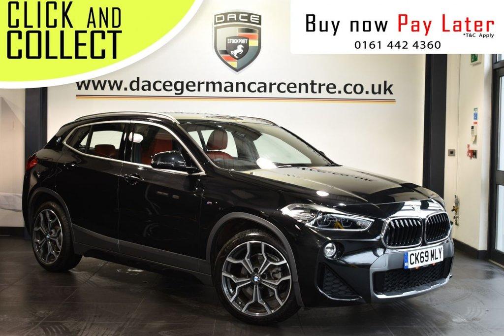 USED 2019 69 BMW X2 1.5 SDRIVE18I M SPORT X 5DR 139 BHP