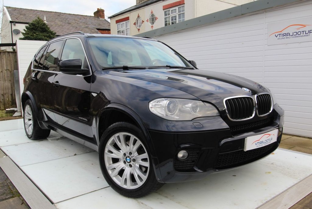 USED 2012 12 BMW X5 3.0 XDRIVE30D M SPORT 5d 241 BHP Pan Roof-5K Options-FSH-2 Keys