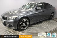 USED 2016 16 BMW 3 SERIES 2.0 320D M SPORT GRAN TURISMO 5d 188 BHP SAT/NAV, FULL LEATHER, UPGRADED ALLOYS, CRUISE, M SPORT BRAKES, TINTED GLASS...