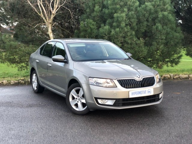 USED 2015 15 SKODA OCTAVIA 1.6 SE TDI CR 5d 104 BHP One Owner | Cam Belt Just Done