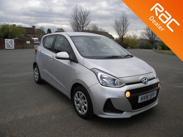 USED 2018 18 HYUNDAI I10 1.0 SE 5d 65 BHP BY APPOINTMENT ONLY - Still Under Hyundai Warranty! Cheap Insurance Group! Cruise Control, DAB, AUX & USB Input, Air Con