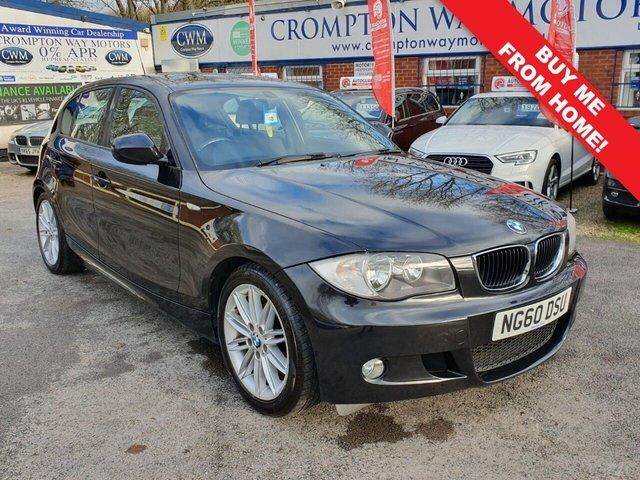 2011 60 BMW 1 SERIES 2.0 116I M SPORT 5d 121 BHP
