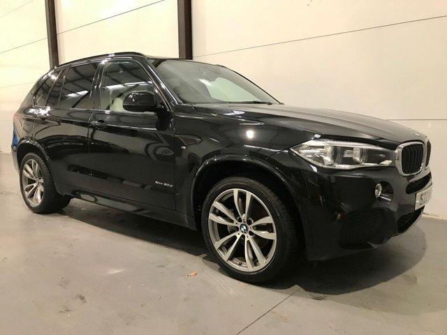 2016 S BMW X5 3.0 XDRIVE30D M SPORT 5d 255 BHP