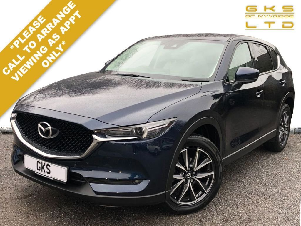 USED 2018 67 MAZDA CX-5 2.2 D SPORT NAV 5d 148 BHP ** NATIONWIDE DELIVERY AVAILABLE **