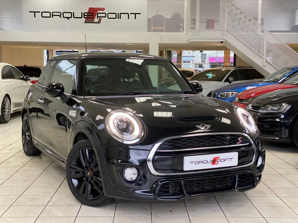 View our MINI JOHN COOPER WORKS