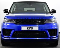 USED 2018 18 LAND ROVER RANGE ROVER SPORT 2.0 P400e 13.1kWh Autobiography Dynamic Auto 4WD (s/s) 5dr £10k Extra's, SVO Paint, HUD +