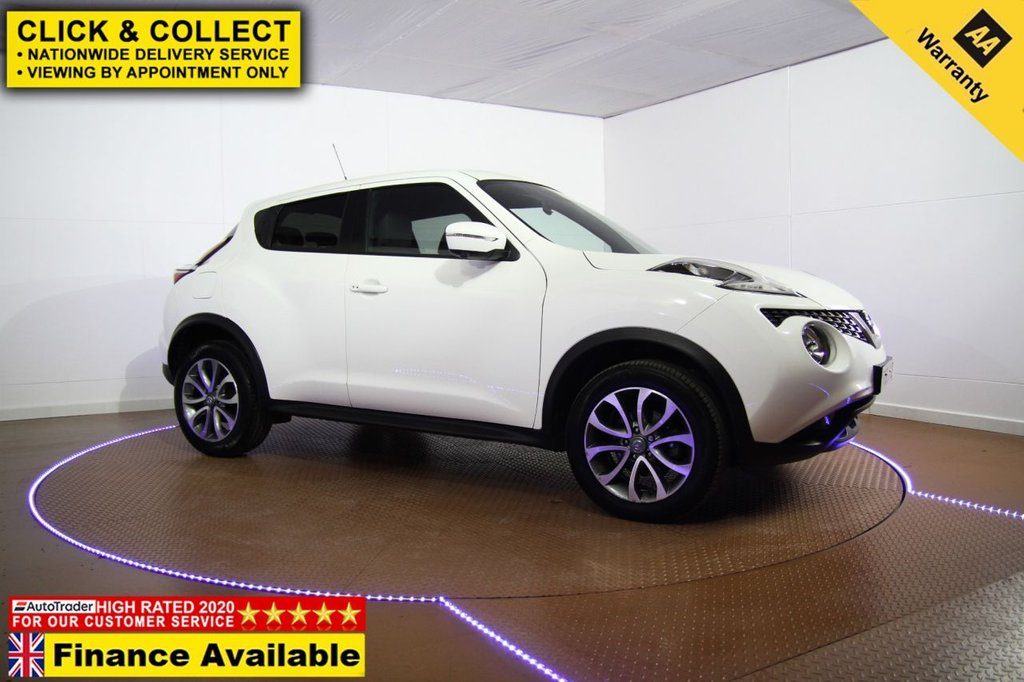 USED 2016 66 NISSAN JUKE 1.5 TEKNA DCI 5d 110 BHP JUST IN SO MORE INFO VERY SOON