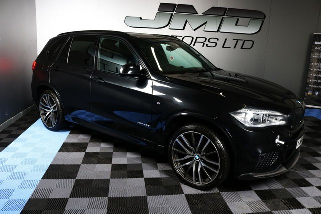 USED 2016 66 BMW X5 LATE 2016 BMW X5 XDRIVE 40D M SPORT M PERFORMANCE KITTED 309 BHP 7 SEATS (FINANCE AND WARRANTY)