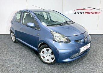 2008 TOYOTA AYGO 1.0 BLUE VVT-I 5d 68 BHP £2250.00
