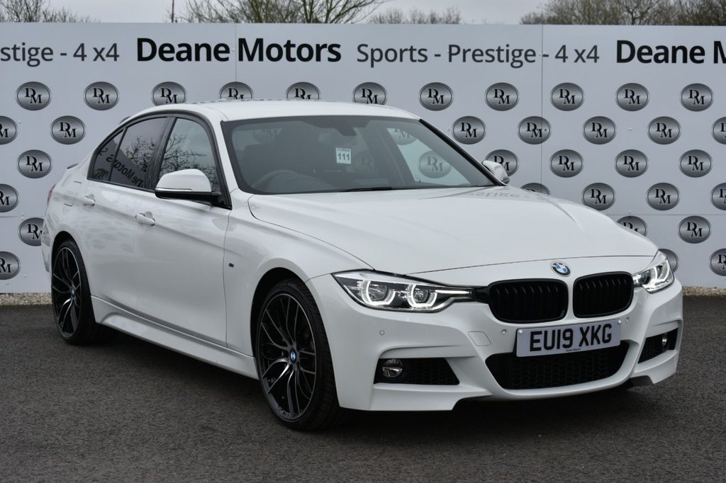 USED 2019 19 BMW 3 SERIES 3.0 340I M SPORT 4d 322 BHP 19IN M PERFORMANCE ALLOYS