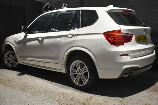 BMW X3 at Superbia Automotive
