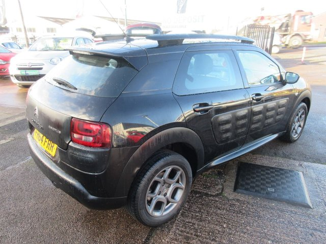 USED 2014 64 CITROEN C4 CACTUS 1.6 BLUEHDI FEEL 5d 98 BHP **BUY NOW PAY NEXT YEAR**