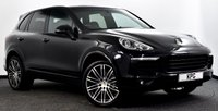 """USED 2017 17 PORSCHE CAYENNE 4.2 TD S Tiptronic 4WD (s/s) 5dr £13k Extra's, Pan Roof, 21""""s +"""