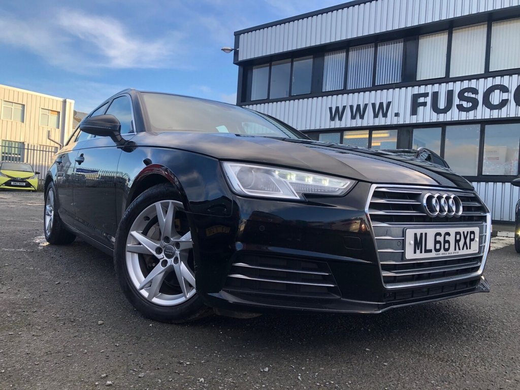USED 2016 66 AUDI A4 2.0 AVANT TDI ULTRA SPORT 5d 188 BHP £246 a month, T&Cs apply.