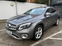 USED 2017 17 MERCEDES-BENZ GLA-CLASS 1.6 GLA 200 SPORT PREMIUM 5d 154 BHP 1 OWNER, SAT NAV, LEATHER