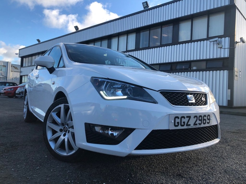 USED 2017 SEAT IBIZA 1.2 TSI FR TECHNOLOGY 5d 89 BHP £175 a month, T&Cs apply.
