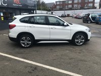 USED 2017 17 BMW X1 2.0 SDRIVE18D SPORT 5d 148 BHP ** GREAT SPEC, 1 OWNER **