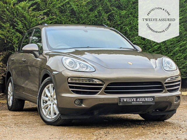 USED 2013 63 PORSCHE CAYENNE 3.0 D V6 TIPTRONIC 5d AUTO 245 BHP (SAT NAV & PANORAMIC ROOF)