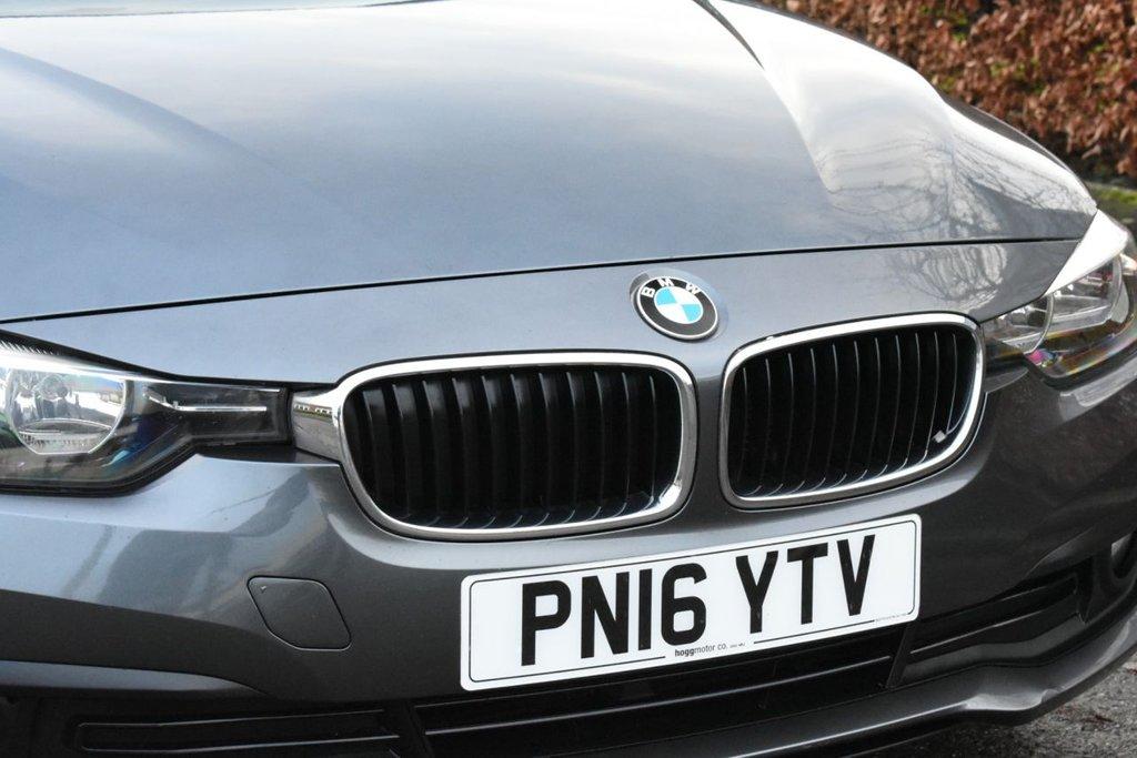 USED 2016 16 BMW 3 SERIES 2.0 320d BluePerformance ED Plus Auto (s/s) 4dr
