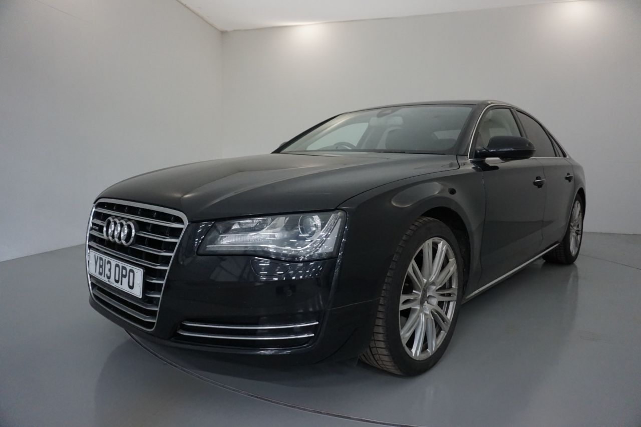 Used AUDI A8for sale