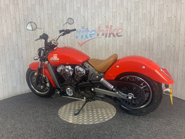 INDIAN SCOUT at Rite Bike