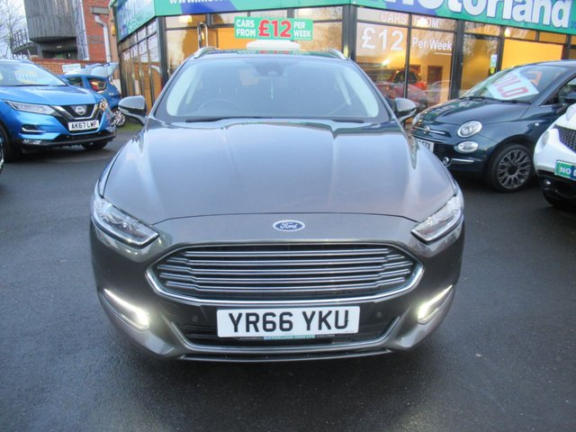 USED 2016 66 FORD MONDEO 1.5 TITANIUM ECONETIC TDCI 5d 114 BHP CALL 01543 379066... 12 MONTHS MOT... 6 MONTHS WARRANTY... SAT NAV... DIESEL... JUST ARRIVED