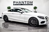 USED 2016 16 MERCEDES-BENZ C-CLASS 2.1 C 250 D AMG LINE PREMIUM PLUS 2d 201 BHP