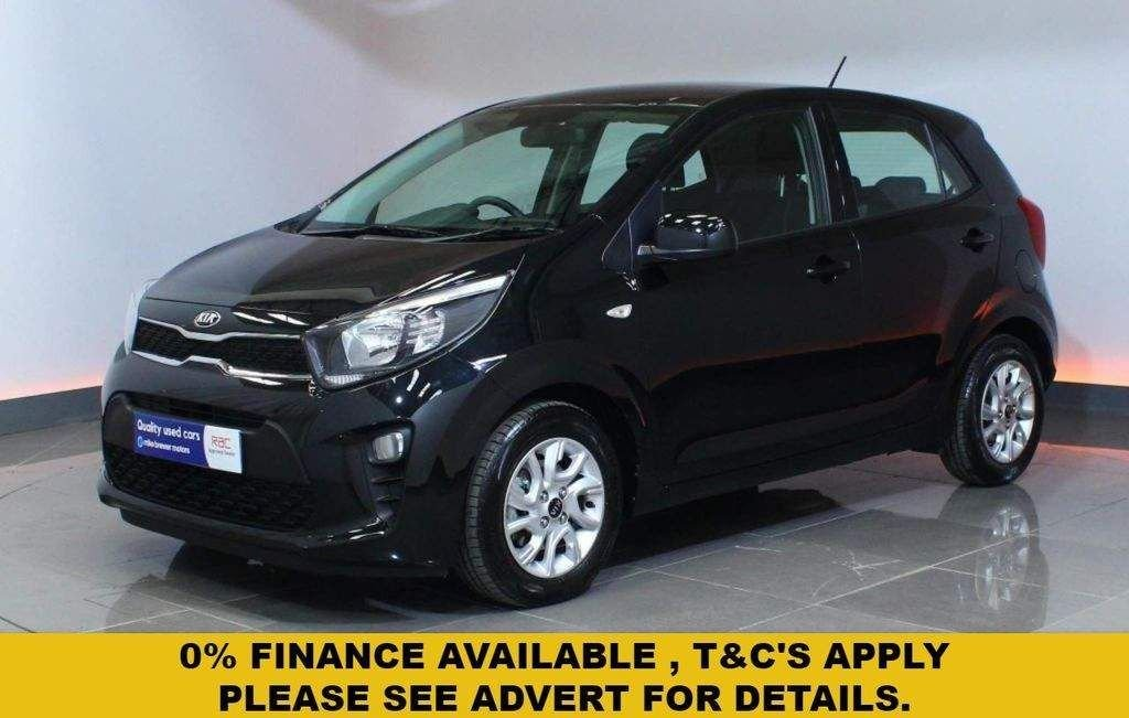 USED 2020 69 KIA PICANTO 1.25 2 (s/s) 5dr 0% Finance available