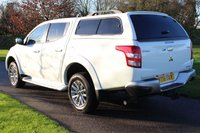 USED 2019 19 MITSUBISHI L200 2.4 DI-D 4WD WARRIOR DCB 178 BHP 2019 WARRIOR D/CAB MANUFACTURE WARRANTY 2022