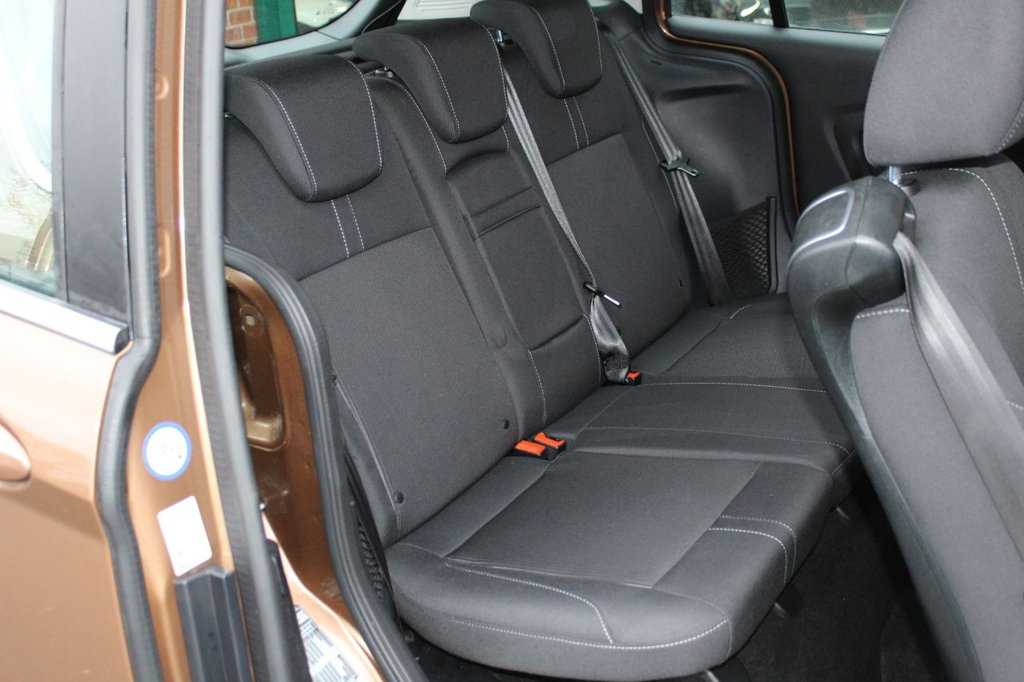 USED 2017 17 FORD B-MAX 1.6 TITANIUM NAVIGATOR 5 DOOR 104 BHP
