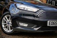 USED 2015 65 FORD FOCUS 1.0 ZETEC 5d 124 BHP