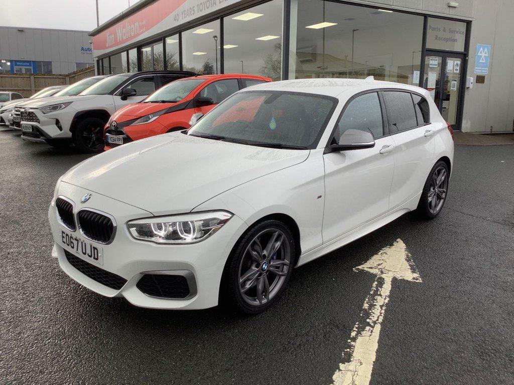 USED 2017 67 BMW 1 SERIES 3.0 M140I 5d 335 BHP